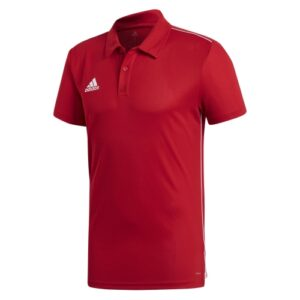 Adidas Core 18 Polo Power red