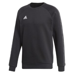 Adidas Core 18 Sweat - Black