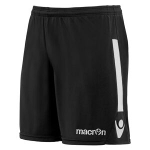 Macron elbe Shorts Black white