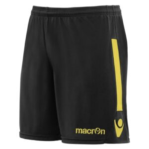 Macron Elbe Short black yellow