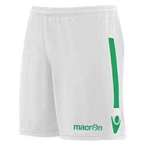 elbe short wht green
