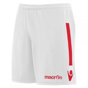 Macron Elbe Shorts white red