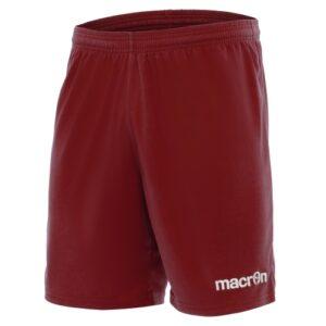 Macron Mesa Short Maroon