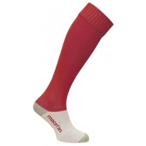 Macron round sock red