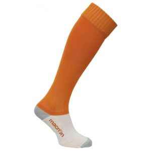 Macron Round Socks Orange