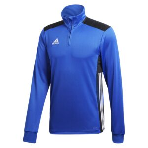 Adidas Regista quart zip jacket Bold blue