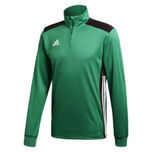 Adidas Regista 18 Quarter Zip Jacket Bold Green