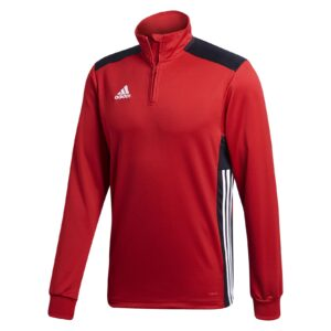 Adidas Regista quart zip jacket Power red