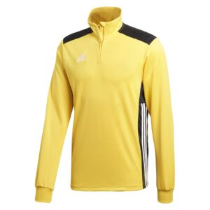 Adidas Regista quart zip jacket Bold Gold