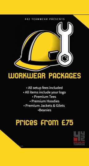 442 workwear packages