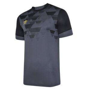 Vier ss jersey - carbon / black