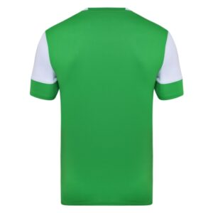 Vier ss jersey - tw emerald / white back