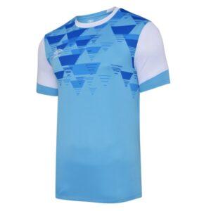 Vier ss jersey - sky blue / white