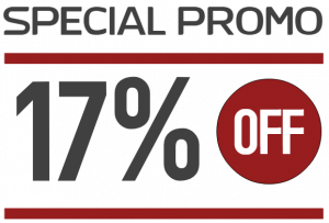 17% Off Promo