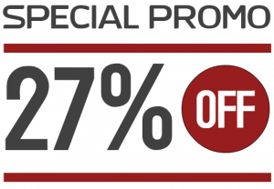 442 Special Promo 27 % Off