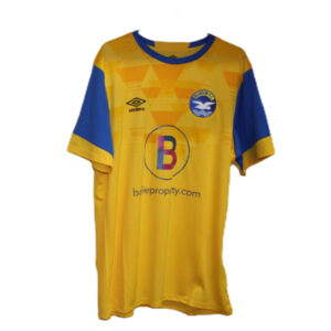 Bangor FC home 2020-21